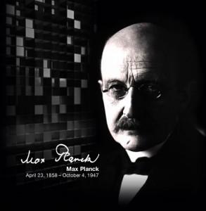 Scientist Max Planck